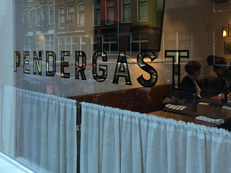 Pendergast Smokehouse - Amsterdam