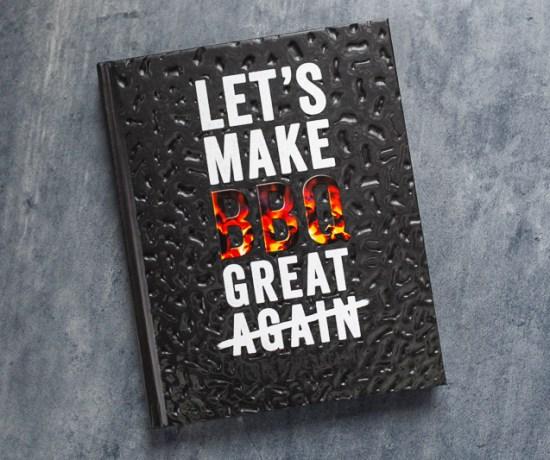 Omslag van Let's Make BBQ Great Again