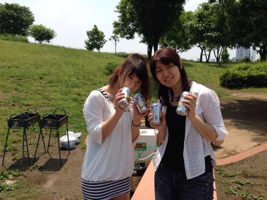 2014年5月24日 汐入公園 富田様にお届け