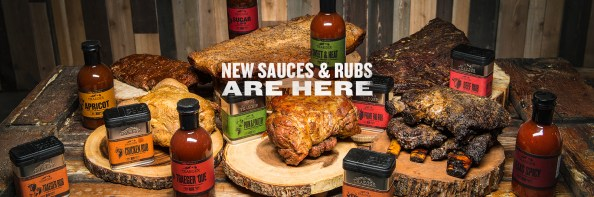 Traeger Smokers - Professional Rubs and Sauces