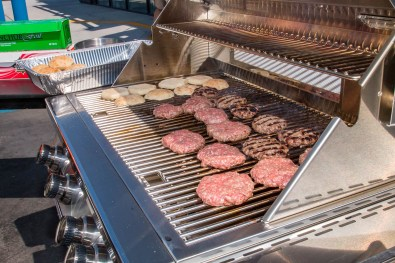 Back to Basics Grilling Class Hamburgers