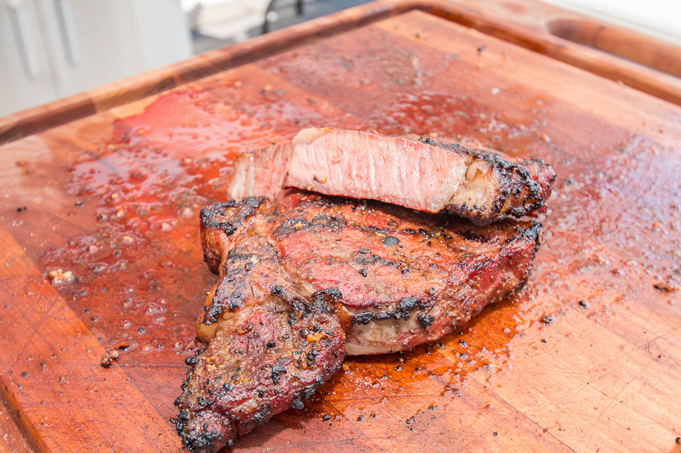 Chef Phillip Dell's Basic Grilled Steak - Back to Basics Grilling Class at BBQ Concepts of Las Vegas, Nevada