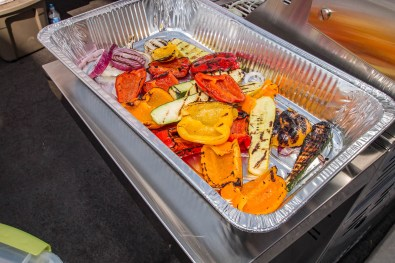 Chef Phillip Dell's Grilled Vegetable Bruschetta - Back to Basics Grilling Class — at BBQ Concepts