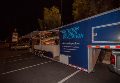 The Almo Corporation Alfresco Trailer