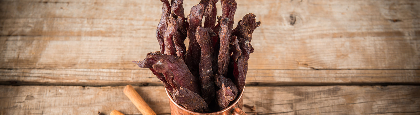 Traeger Wood Fire Grills - Venison Holiday Jerky