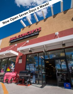 BBQ Concepts of Las Vegas, Nevada will be Open on Sundays starting in February 2019
