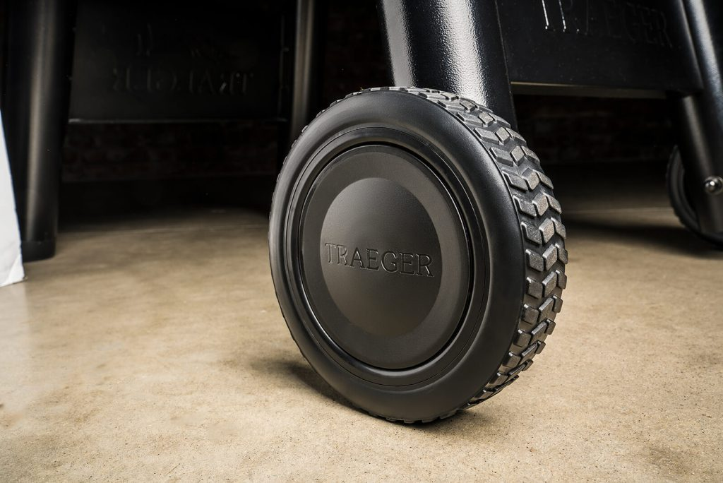 BBQ Concepts-Traeger Pro All terrain wheel