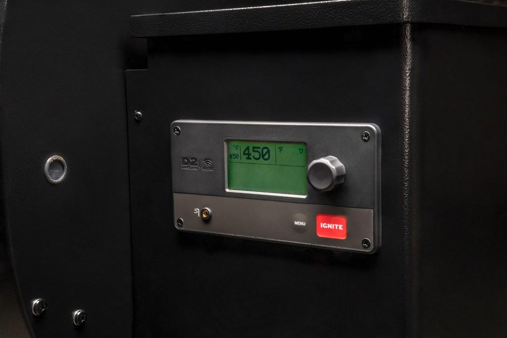 BBQ Concepts-Traeger Pro D2 Controller