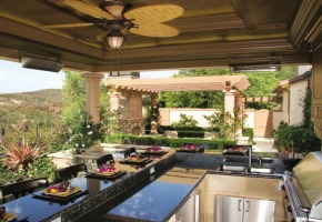 Designing the Best Outdoor Kitchen Countertop