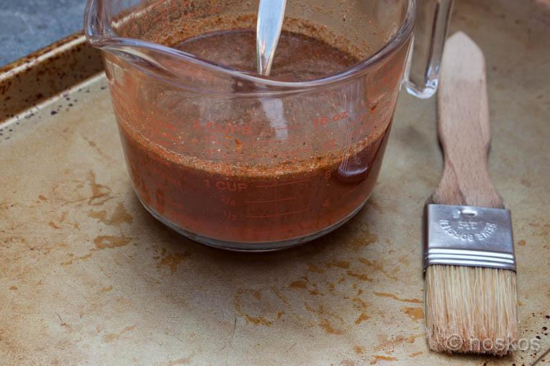 Mop sauce