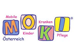 MOKI Logo - Mobile Kinder Kranken Pflege