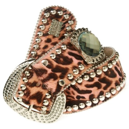 Cheetah B.B.SIMON BELT