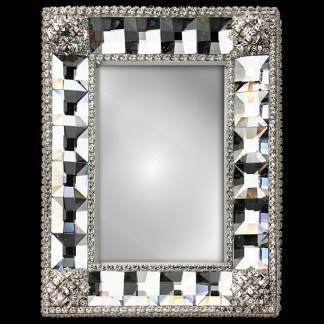 F-111-M bb Simon Swarovski crystal frame