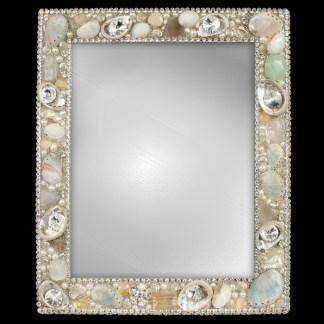 F-136-L bb Simon Swarovski crystal frame