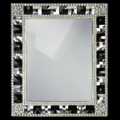 F-143-L bb Simon Swarovski crystal frame
