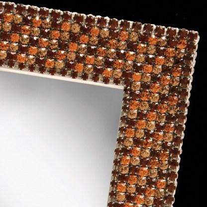 F-153-S bb Simon Swarovski crystal frame