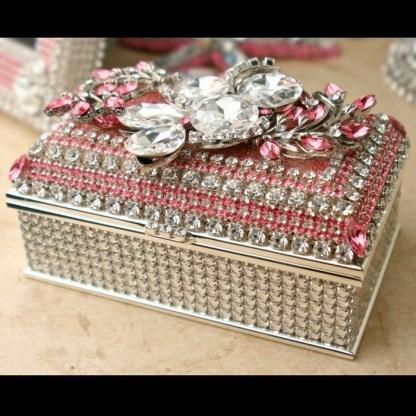 JB-600      JEWELRY BOX
