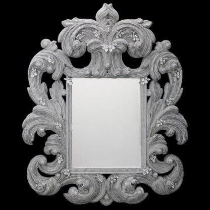 M-207 BB Simon Ornate Home Bling Mirrors