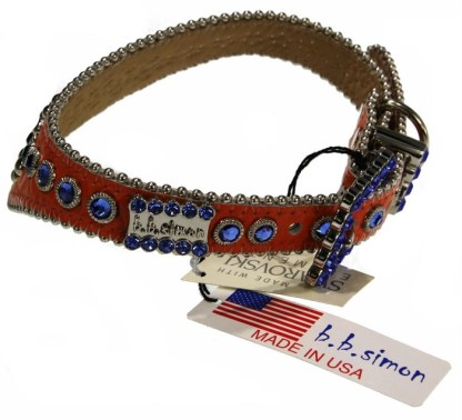 REGAN DOG COLLAR SF