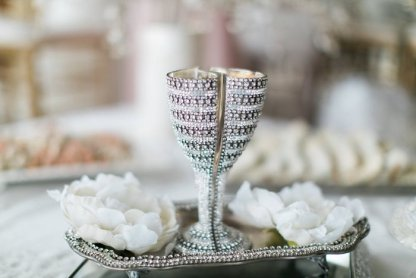 WEDDING # 5 Bling Cake Stand & Wedding Decor for Rent