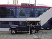 Truck met mountsysteem