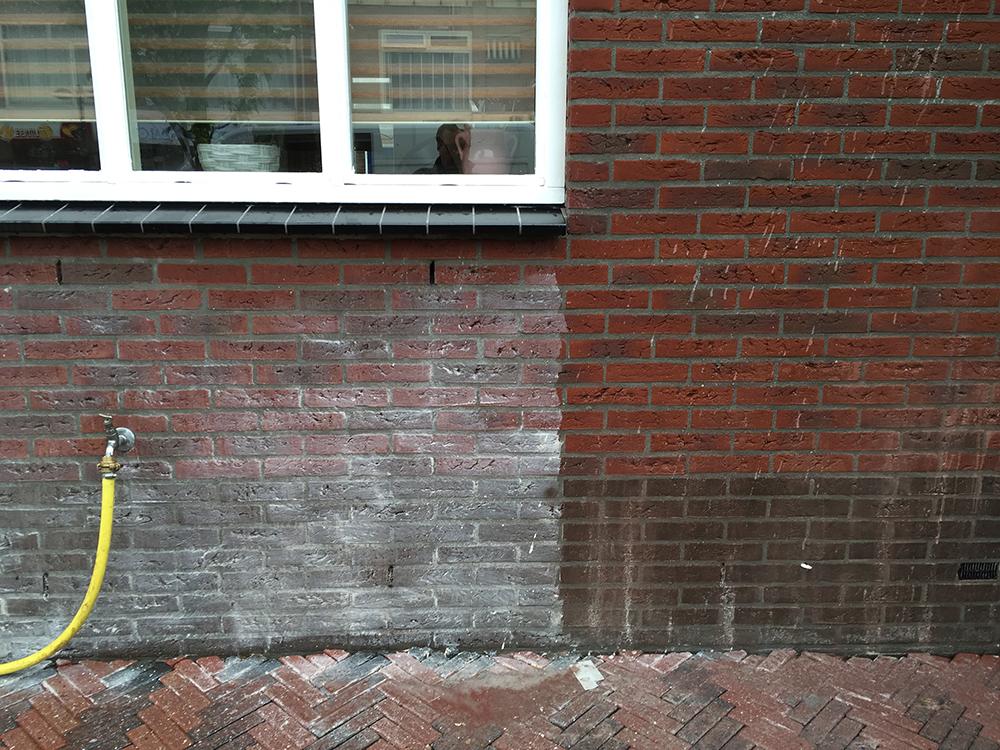 Bakstenen reinigen Beverwijk Best Building Service B.V.
