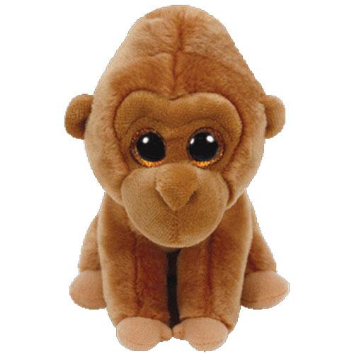 TY Beanie Baby MONROE The Orangutan 6 Inch BBToyStore