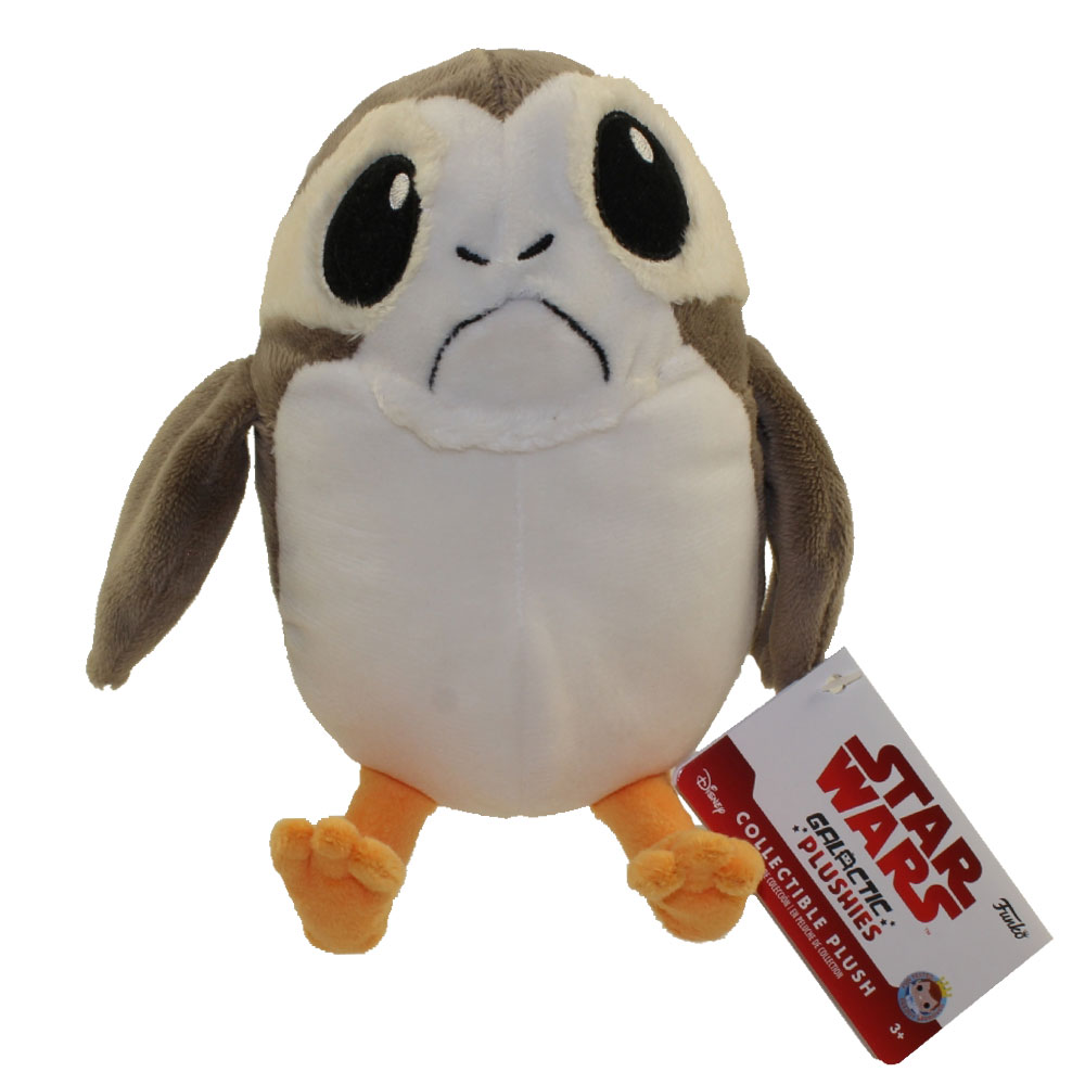 Funko Galactic Plushies Star Wars Episode 8 The Last
