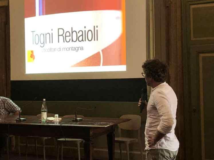 Enrico Togni al Mo.Ca Brescia 2018