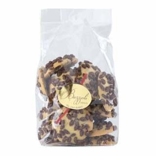Biscotti alle gocce di cioccolato Pasticceria Bazzoli