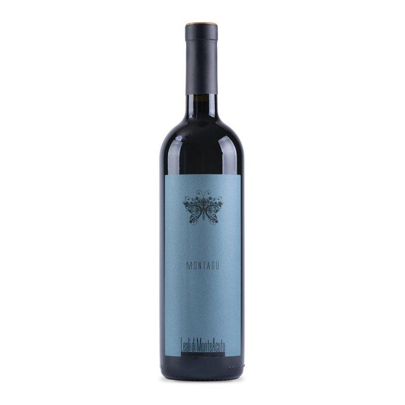 Vino rosso Montagu Leali di Monteacuto Lago di Garda