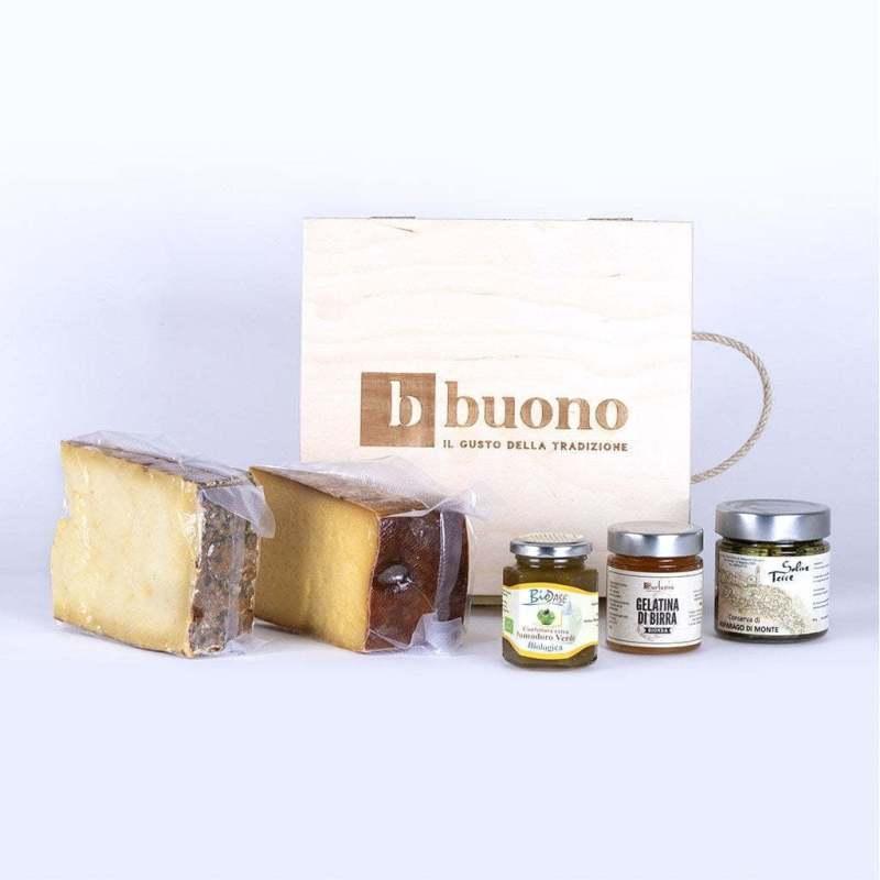 Foodbox prodotti tipici alimentari di Brescia e lago di Garda