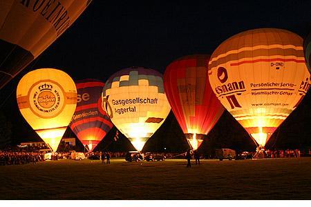 Night Glow Nümbrechter Lichterfest 2005