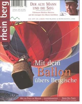 Rhein Berg Magazin Ausgabe 3.2006