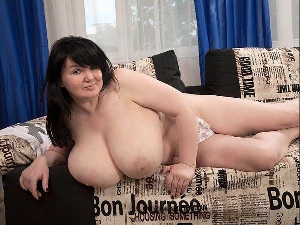 bbw eva berg boobs model