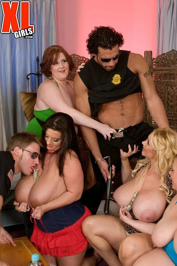fat girls sex party