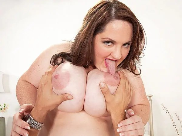 Danica Danali BBW tits