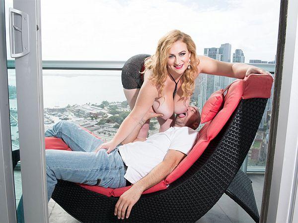 Mya Blair BBW boobs porn video