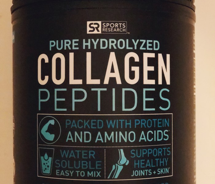 Collagen Peptides Review