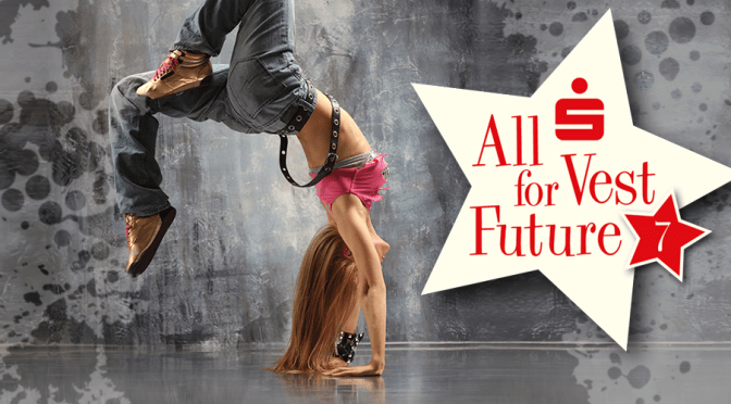 All for Vest Future 7  – Aktion der Sparkasse Vest Recklinghausen !