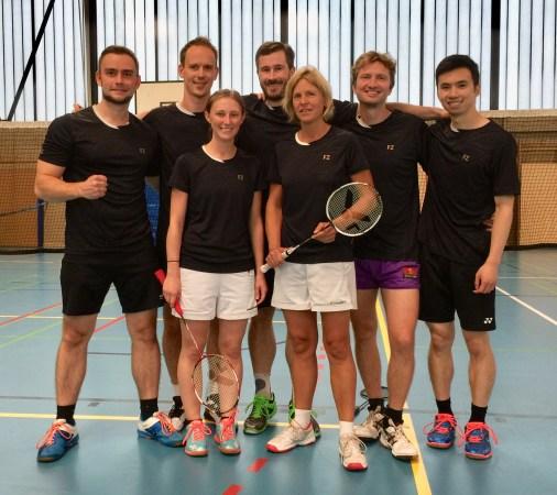 Verbandsliga Team siegt auch in Gladbeck!