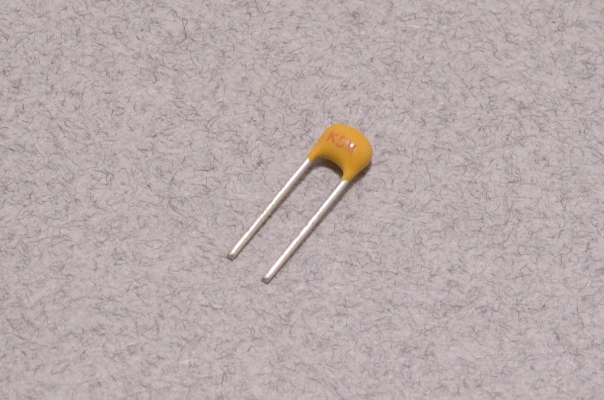 0 1uf 50v Ceramic Capacitor