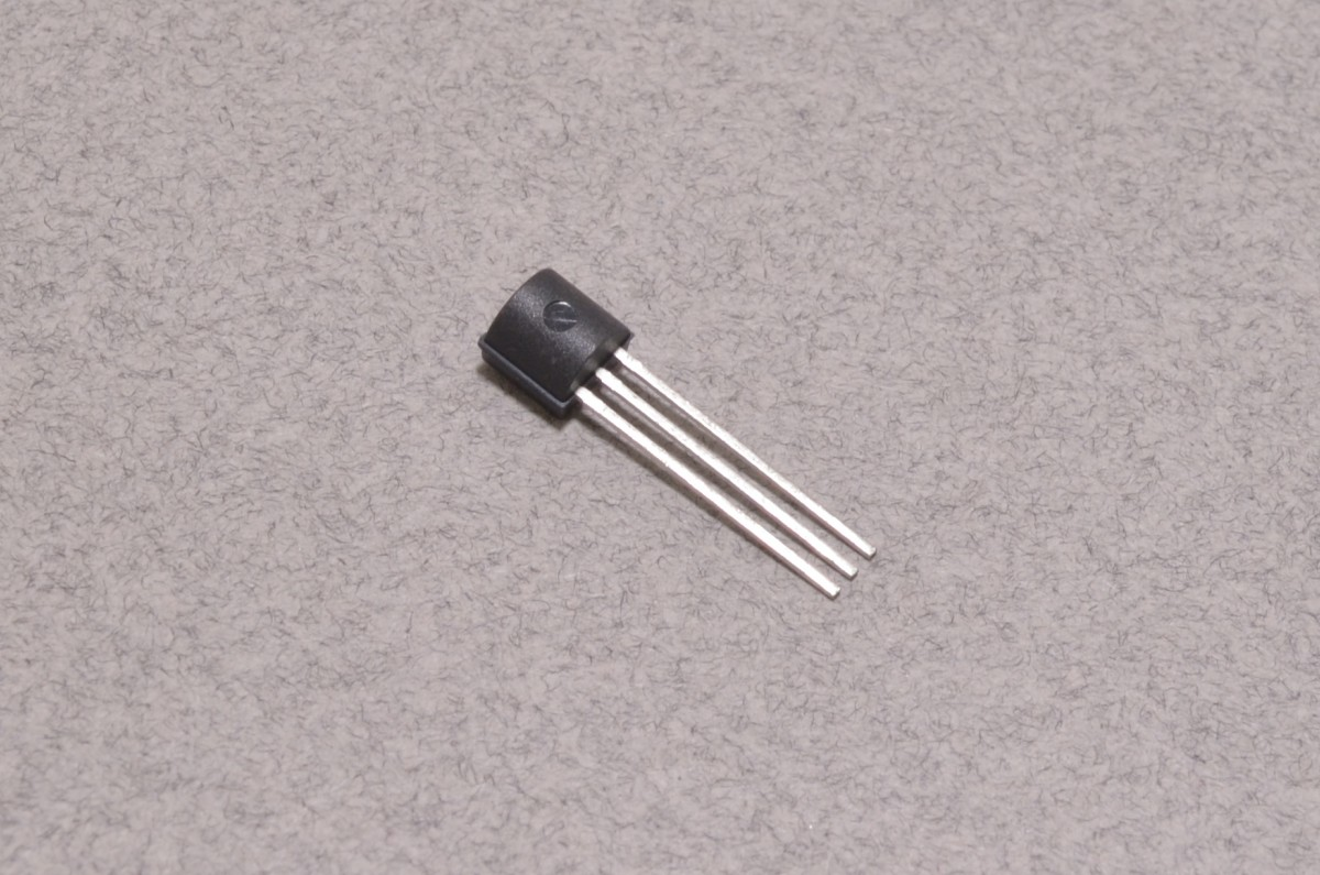 1 Wire Temperature Sensor