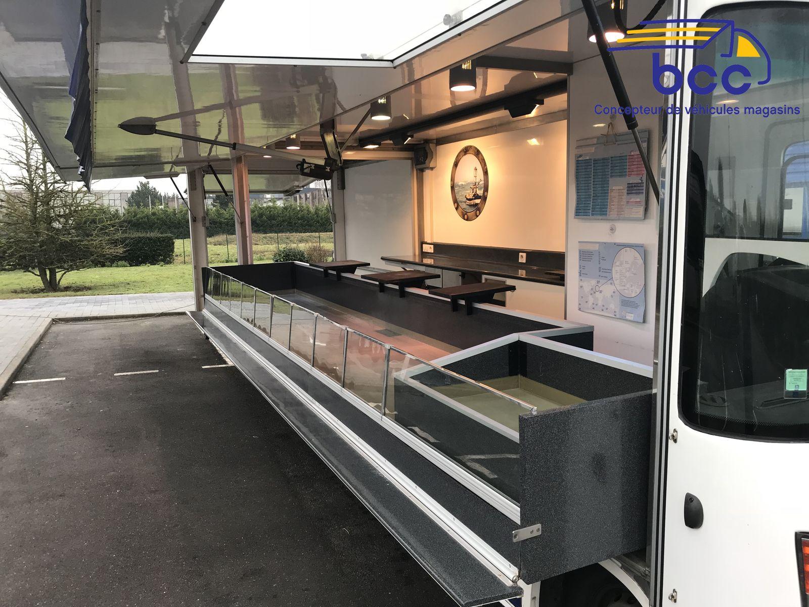 Camion D Occasion Poissonnerie 976 Bcc