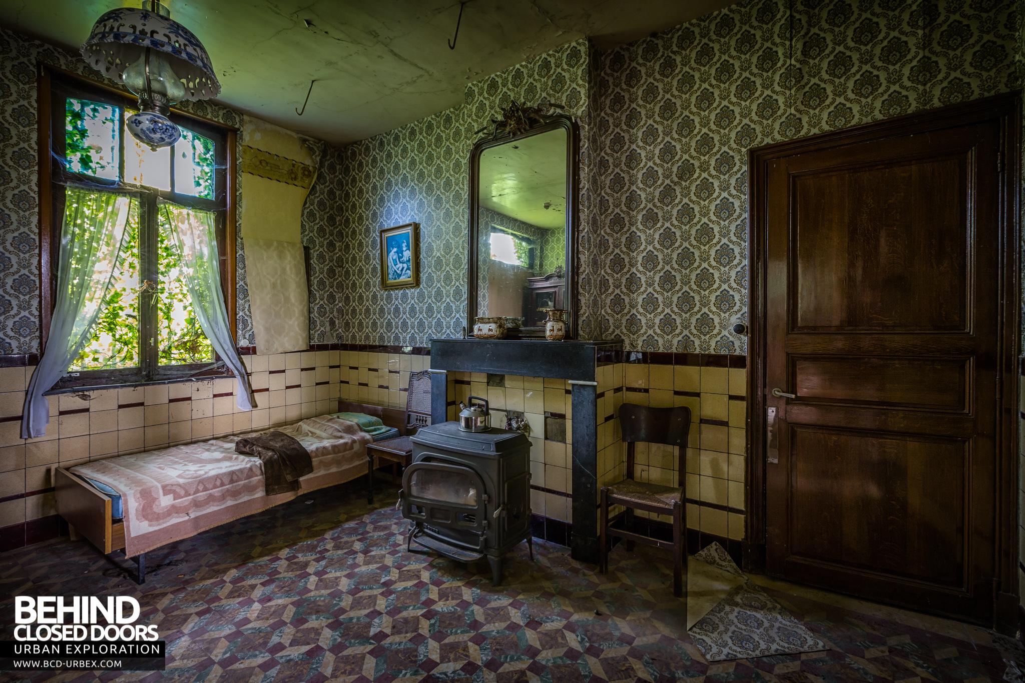 Maison Gustaaf Abandoned House Belgium Urbex Behind Closed Doors Urban Exploring Abandoned