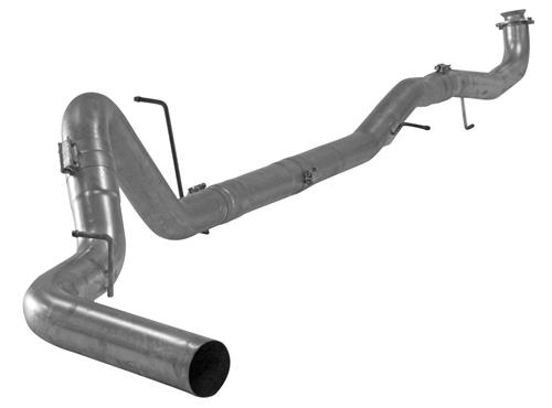 flo pro 5 down pipe back exhaust stainless gm 2017 2019 l5p