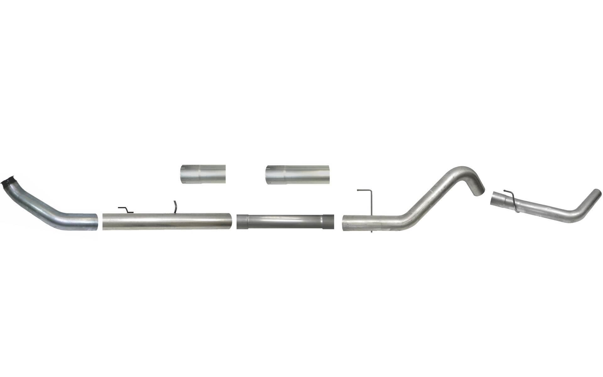 Flo Pro 5 Turbo Back Exhaust