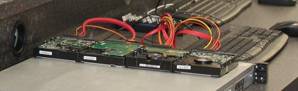 BCDM RAID Data Recovery