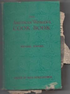 american womens cookbook