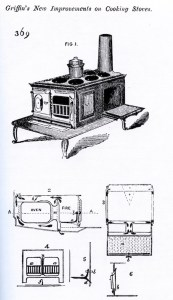 Possible version of Ruth Adam's stove (Moussette, pl 179)